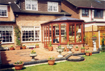 D.C. Landscaping for driveways, patios, brickwork, fencing, turfing, water features, pegod, gazebo, decking - all aspects of landscaping